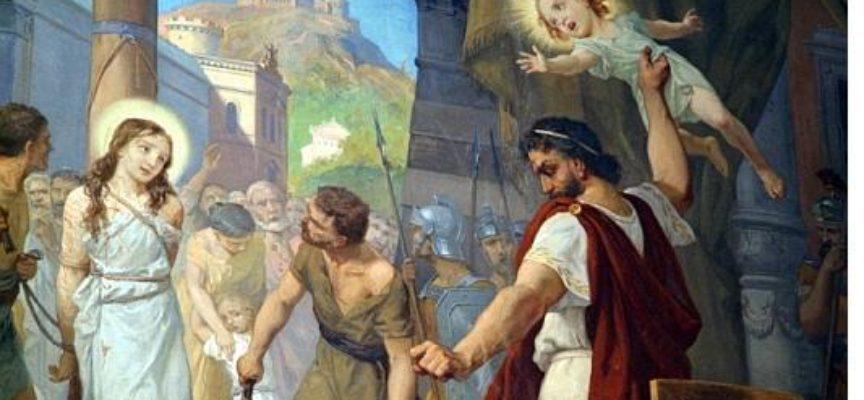 Il Santo del giorno, 16 Giugno: S.Quirico, il santo bambino