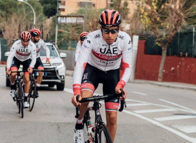 Fabio Aru rientra alle competizioni domenica al GP di Lugano