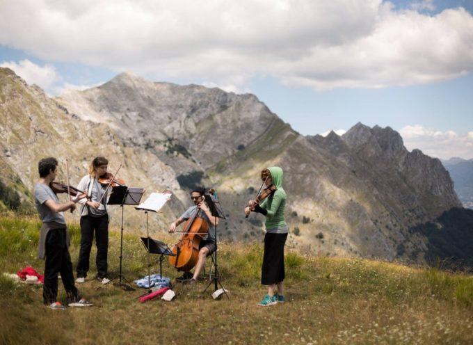 Musica sulle Apuane, presentata l'edizione 2019