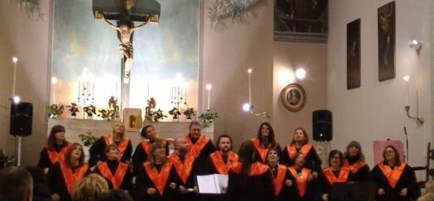 SABATO 22 GIUGNO Alla Pieve di San Giovanni Battista di Arliano musica e canti gospel e swing