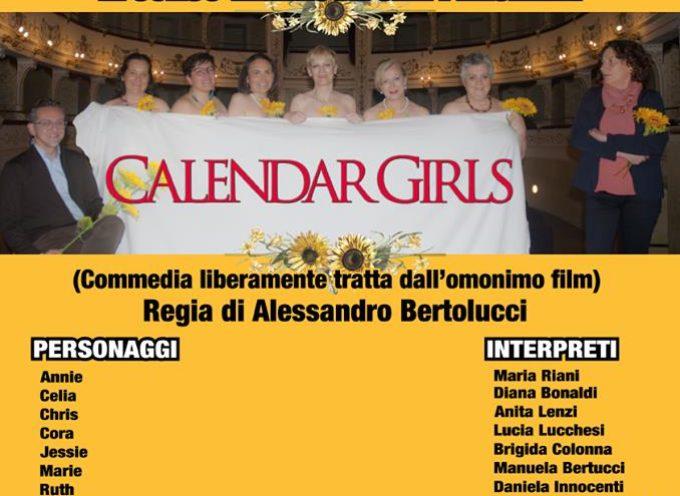 CALENDAR GIRLS – Eccolo lo spettacolo che chiude il corso di teatro per adulti di Castelnuovo.