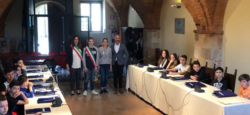 Per la prima volta ad Altopascio viene formato, ed eletto, il consiglio comunale dei ragazzi.