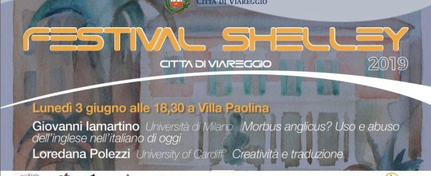 FESTIVAL SHELLEY CITTA' DI VIAREGGIO