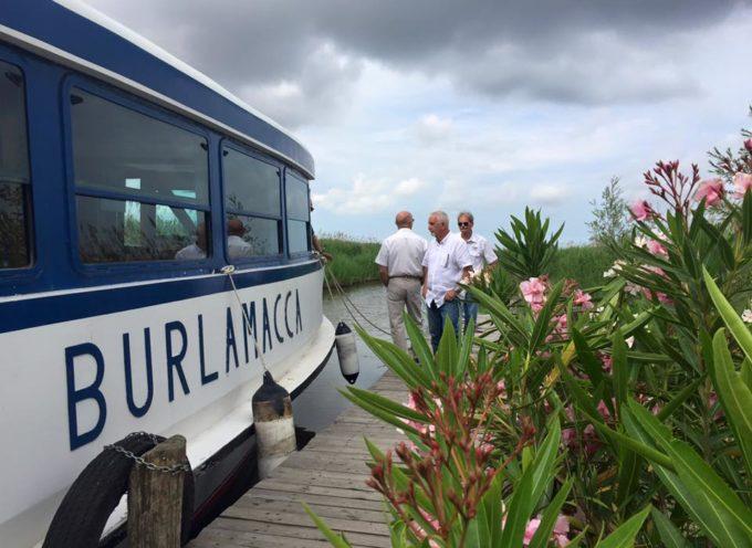 Trovata la soluzione per far ripartire il servizio di trasporto sul battello nel Lago di Massaciuccoli