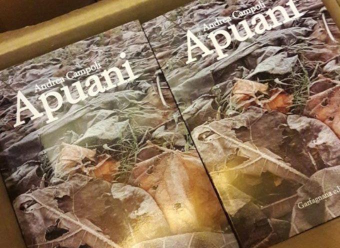 APUANI il nuovo libro di Andrea Campoli verrà presentato Domenica 9 Giugno