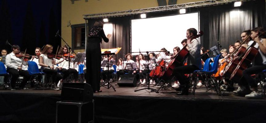 una serata indimenticabile per la scuola Enrico Pea che ha festeggiato alla grande il 30° anniversario del corso ad Indirizzo Musicale