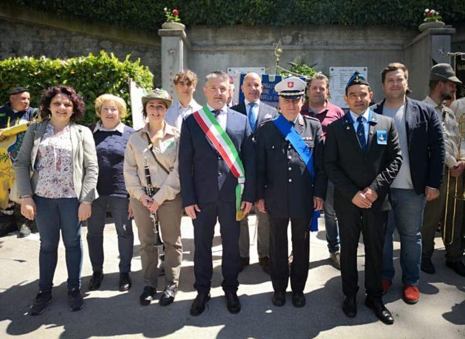 20* anniversario dell'inaugurazione del monumento dei caduti e intitolazione della Piazza Autieri D'italia a Cerageto.