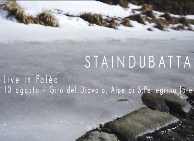 Staindubatta in Palèo – Alpe di San Pellegrino