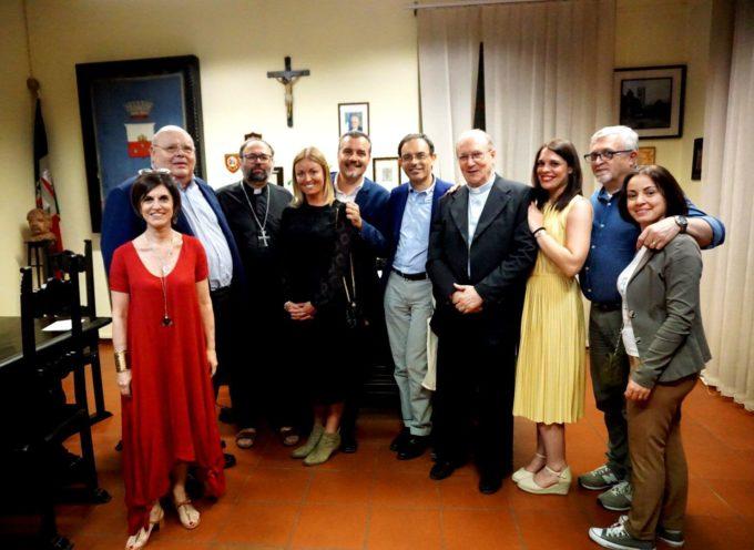 Una grande serata per celebrare i 100 ANNI dell'arrivo dei Padri CAVANIS a PORCARI.