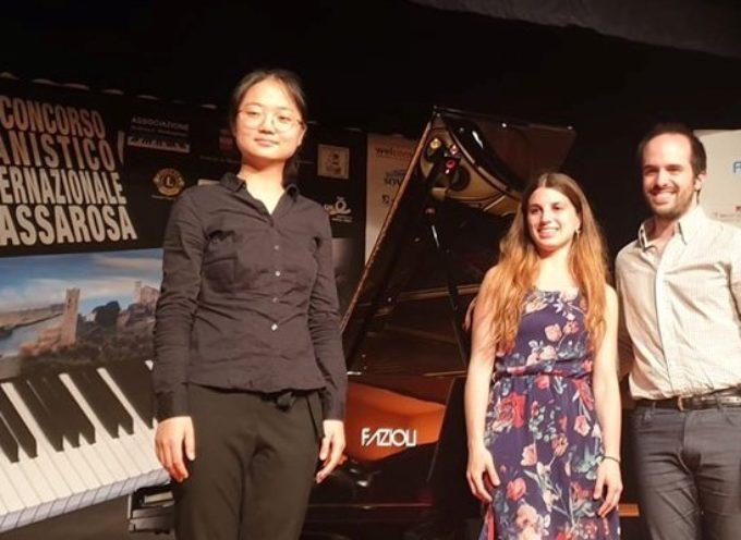 Ecco i tre finalisti del Concorso Pianistico Internazionale Massarosa‼️