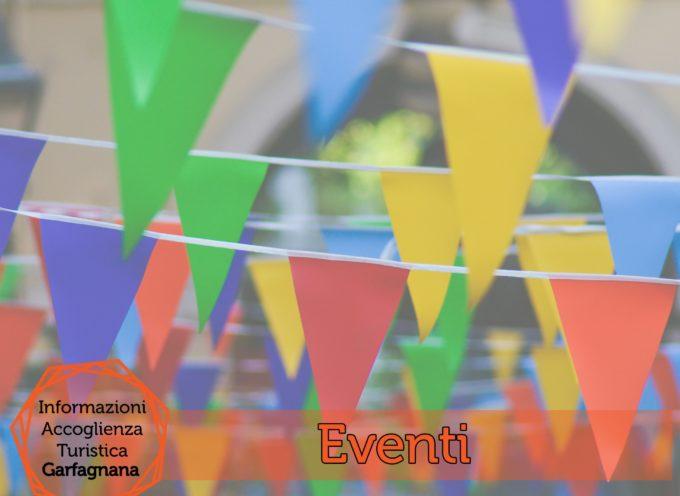 Eventi da Giovedì 13 a Domenica 16 Giugno in GARFAGNANA