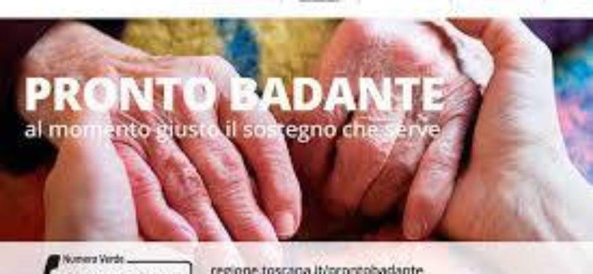 CASTELNUOVO DI GARFAGNANA -PRONTO BADANTE … nel momento giusto il sostegno che serve.