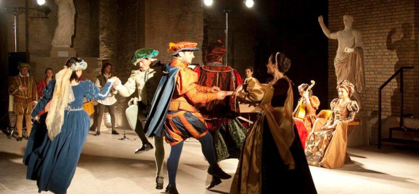 ALTOPASCIO – Un viaggio lungo i cammini dei pellegrini, tra musiche, danze, arti e antichi sapori: