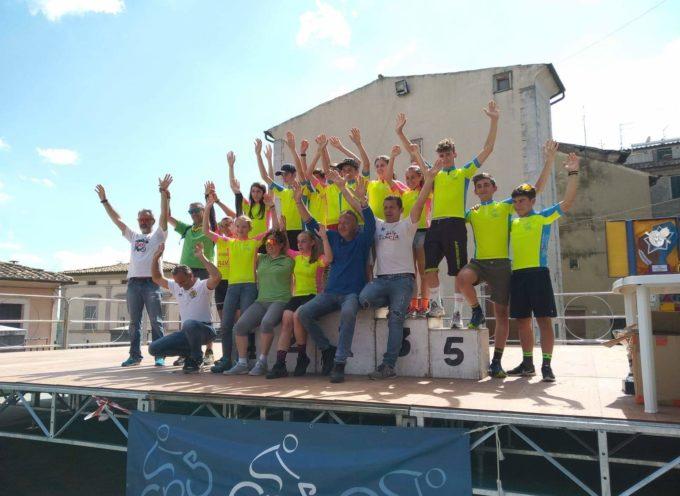 Gran Prix centro Italia: Un posto al sole per Nesi, Tonarelli e Giannotti