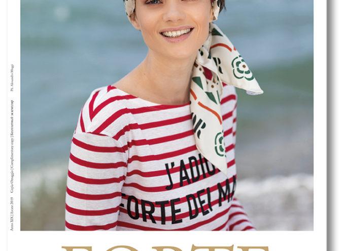 Allo scoccare dell'estate torna ForteMagazine, la rivista di Forte dei Marmi. In distribuzione il nuovo numero