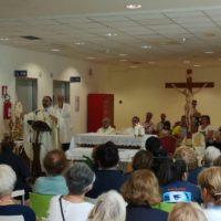 Lucca: il Vescovo Giulietti in ospedale per la celebrazione del Corpus Domini