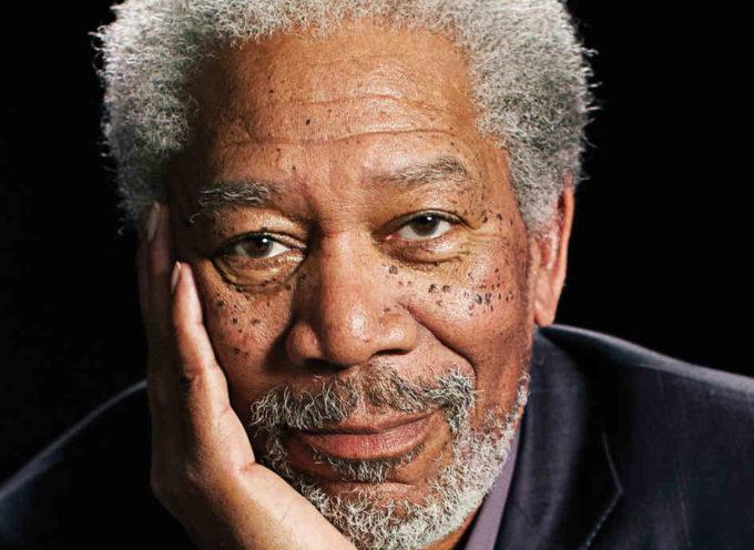 Morgan Freeman a Lucca per un film diretto da Greenaway