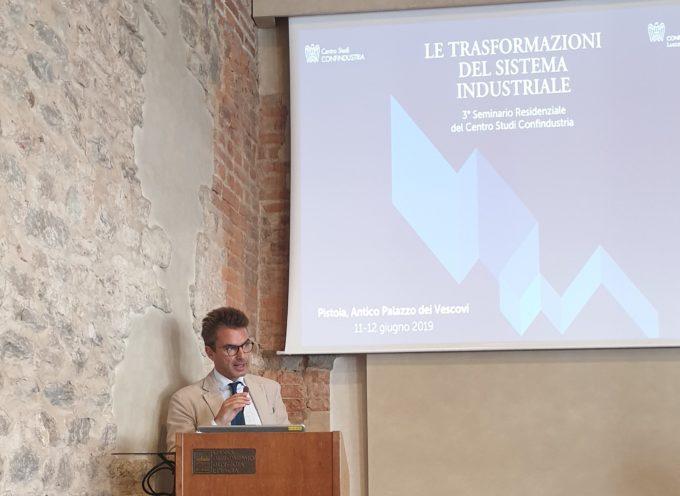 A Pistoia si rinnova l'appuntamento della comunità degli economisti industriali.