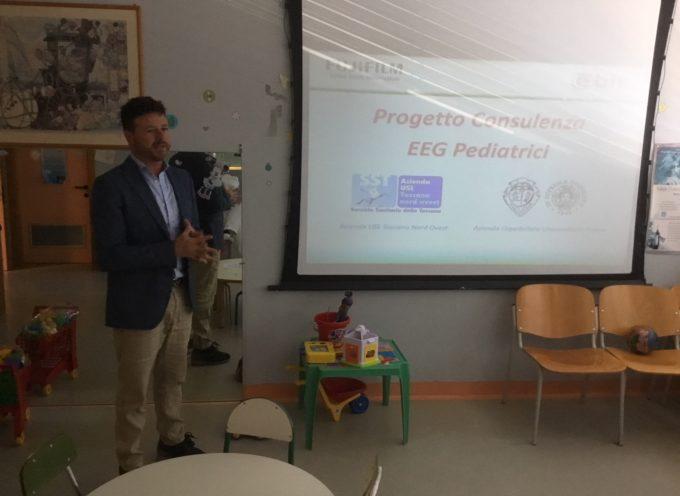 """L'ospedale """"Versilia"""" e l'AOUP insieme per i bambini – presentato il nuovo sistema di teleconsulto tra Pediatrie"""
