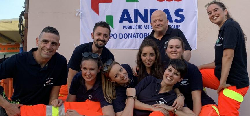 Sabato 8 Giugno si è svolta la Festa dei Volontari alla Croce Verde di Ponte a Moriano.