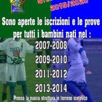 Scuola Calcio Seravezza – Cena di fine campionato e avviso di apertura iscrizioni