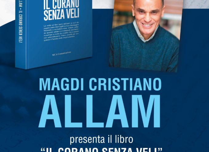 Pietrasanta, 29 giugno- Torna Magdi Cristiano Allam