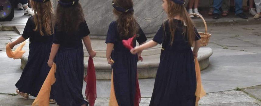 Scuola dell' Infanzia Delatre – I Medici e le Apuane