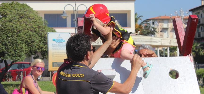 Tonfano: Baby Vigili del Fuoco a Pompieropoli