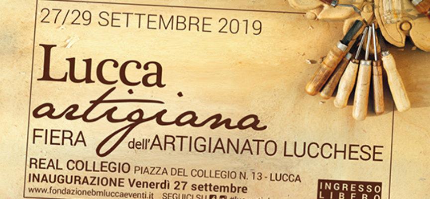 """LuccArtigiana: torna a settembre la fiera dell'artigianato """"DOCG"""" – ISCRIZIONI APERTE"""