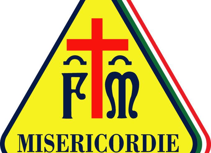 Piazza San Romano da giovedì 6 a domenica 9 riservata al Meeting Nazionale delle Misericordie d'Italia.