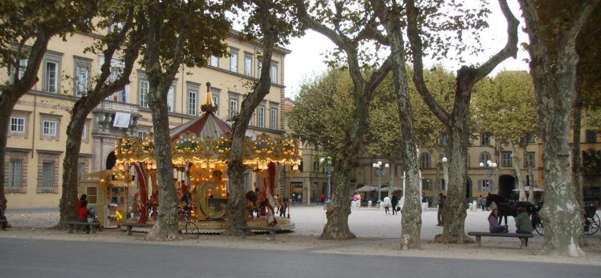 Oggi partono i lavori di rimozione in sicurezza di una delle ceppe dei platani abbattuti in piazza Napoleone.