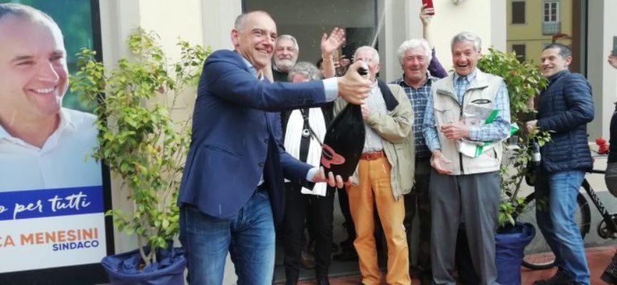 """""""Grazie Capannori"""": Menesini fa una festa per ringraziare i cittadini"""