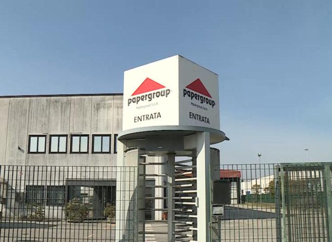La Papergroup diventa Cartiera del Tolentino; salvi 93 posti di lavoro