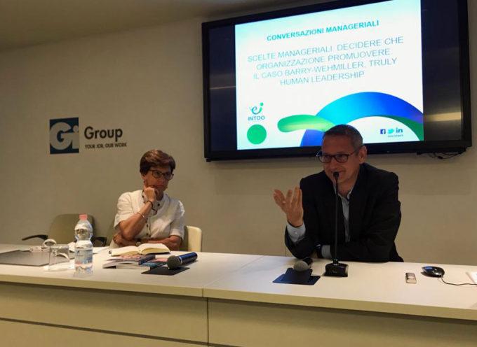 Il Manager Casella, presidente PCMC, ospite a MIlano per parlare di leadership e principi di umanità applicati all'organizzazione aziendale