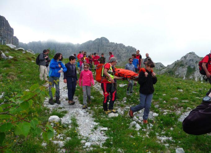 """Prevenzione in montagna d'estate, torna la giornata """"Sicuri sul sentiero"""""""