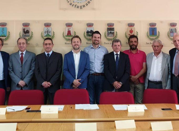 Unione Comuni Garfagnana: Il nuovo Prefetto Leopoldo Falco ha fatto visitaalla Garfagnana