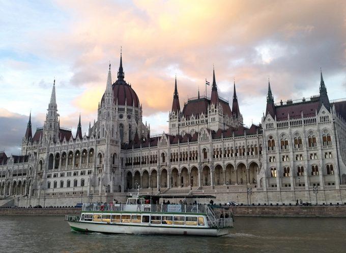 CONSIGLI VACANZE: BUDAPEST PER FERRAGOSTO