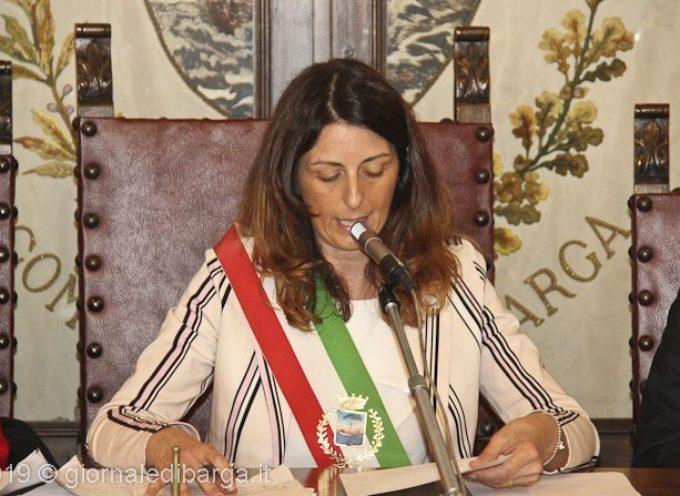 Si è insediato il consiglio comunale di Barga della sindaca Caterina Campani