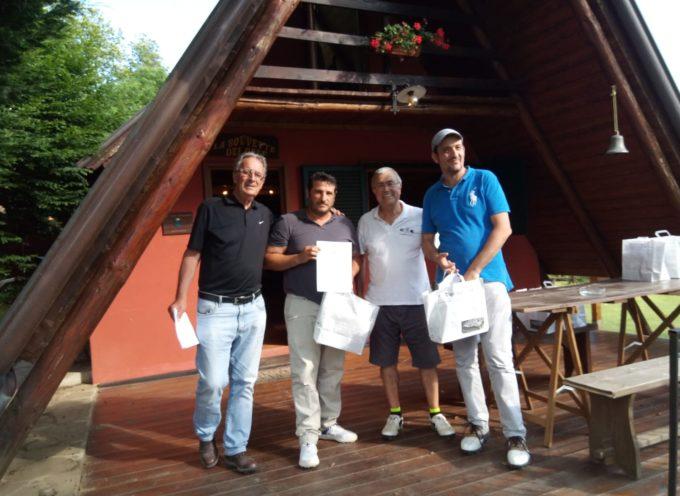 Week end intenso al Golf Club Garfagnana