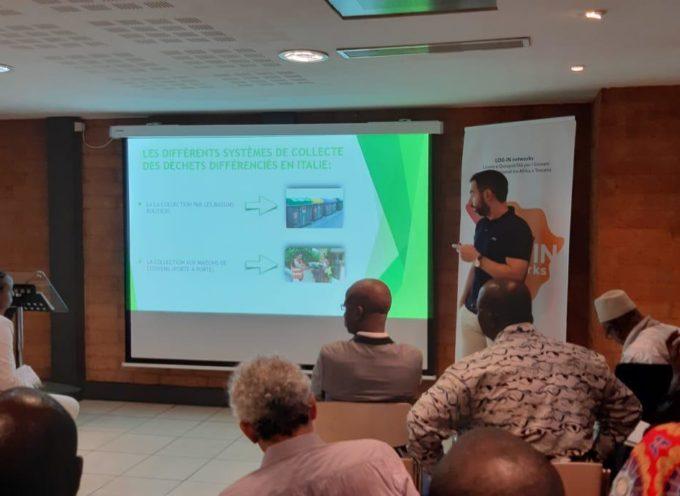 Lucca a Dakar per illustrare le esperienze e risorse del riciclo dei rifiuti
