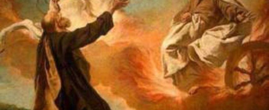 Il Santo del giorno, 14 Giugno: Profeta Eliseo