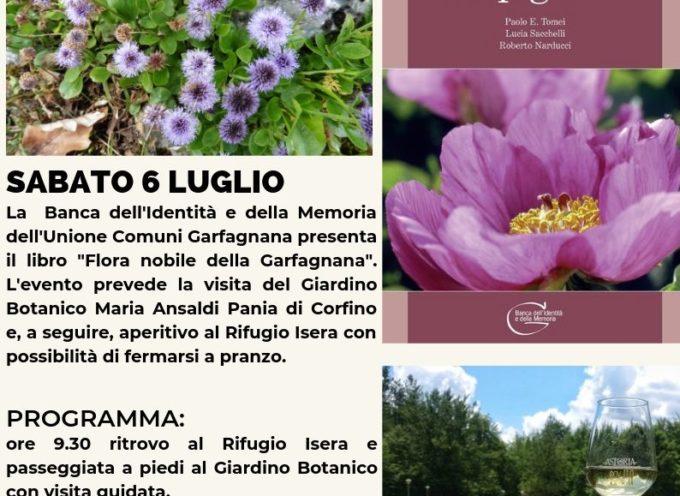 """""""Flora nobile della Garfagnana"""", valorizzare il patrimonio floristico"""