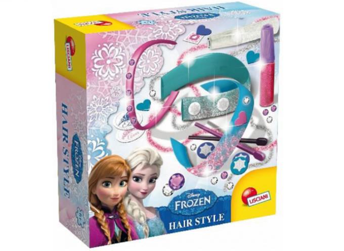 Sostanze tossiche nella bambola FROZEN HAIR STYLE