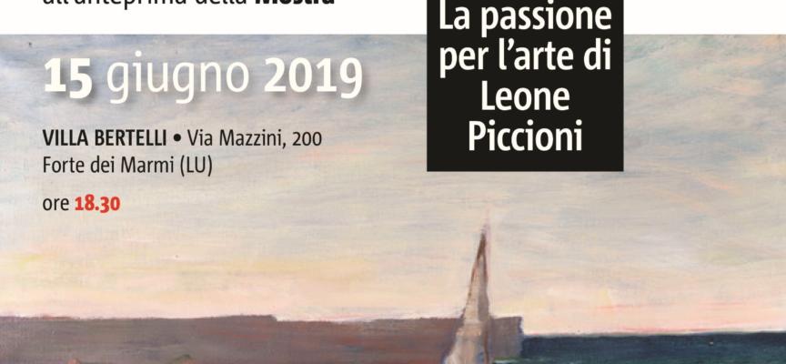 """VILLA BERTELLI – """"Burri Morandi e altri amici. La passione per l'arte di Leone Piccioni"""""""