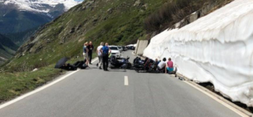 Motociclista scomparso in Italia, trovato ricoverato in coma in un ospedale di Berna