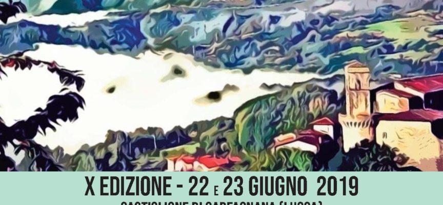 Leggere Gustando: Festival bioletterario A – Castiglione di Garfagnana