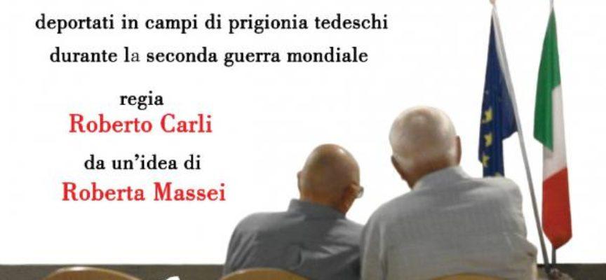 """Prima proiezione assoluta del video """"80 anni dopo"""" la storia di Davide e Dante,"""