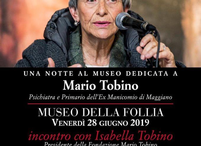 UNA NOTTE AL MUSEO DEDICATA A MARIO TOBINO