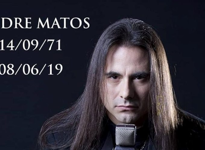 LUTTO NEL MONDO METAL, ANDRE MATOS E' MORTO
