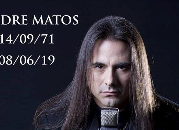 CONFERMATA LA CAUSA DEL DECESSO DI ANDRE' MATOS. FUNERALI IN FORMA PRIVATA